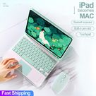 40.11US $ 18 OFF Touchpad Keyboard For iPad Case Mouse iPad Pro 9.7 10.5 11 2021 Air 2 3 4 10.9 10.2 2020 8th 2019 7th 6th Generation Cover Tablets & e Books Case      AliExpress