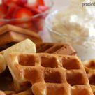 Recipe For Waffles