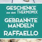 ♥ Weiße gebrannte Mandeln 'Raffaello' ♥ wie vom Weihnachtsmarkt
