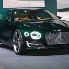 Bentley EXP 10 SPEED 6 Concept is a Stunning 2 Seat Sports Coupe