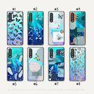 Huawei Phone Cases, Best Selling Aesthetic Abstract Clear Cases, Huawei P30 Lite Case, Huawei P20 Pro Case, Breathing Crystal & Aurora