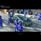 15 min race with Aston Martin V12 Vantage GT3 2012 519 HP
