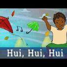 Hui Hui Hui - Ich bin der Wind - Lichterkinder   Kinderlieder   Laternen- und Herbstlieder