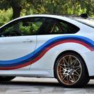 1,300 Mile 2016 BMW M4 GTS