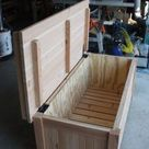 DIY Storage Chest Ideas: DIY, Storage - Tips And Tricks - Sandbetweenmypiggies.com