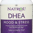 NATROL DHEA 25 mg, 90 Capsules