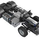 fh 2013 trailer 3d model