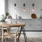 Minimal kitchen with an industrial touch - COCO LAPINE DESIGN