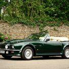 The Birmingham Motor Show,1989 Aston Martin V8 Vantage Volante Convertible  Chassis no. SCFCV81V5KTR15713 Engine no. V/580/5713/X