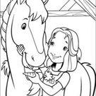 paard32 - TopKleurplaat.nl