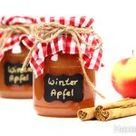 Winter-Apfel-Konfitüre - Hexenküche.de
