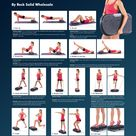 Workout Instructions   Rock Solid Wholesale