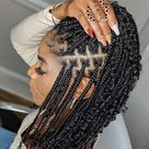 The Complete Guide to Box Braid Sizes | Un-ruly