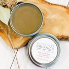 Organic Sensitive Skin Deodorant | Baking Soda Free