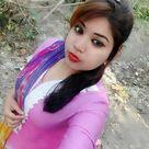 Girl in salwar kameez