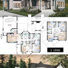 Large Home Floor Plan Ideas