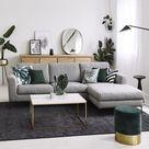 Moderne Wohnzimmermöbel zum Verlieben