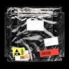 8 Plastic bag Mockups PSD   Photoshop Collection of wrinkled foil and dusty glass   original graphic designer bundle