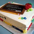 Retirement Cakes