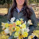 How to Hold Your Bouquet