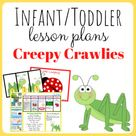 Bug Lesson Plan For Toddlers