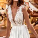 "Papilio Light 2019 Wedding Dresses — ""Cosmopolitan City"" Bridal Collection   Wedding Inspirasi"