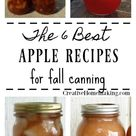 6 Best Apple Canning Recipes