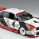 1989 Audi 90 Quattro 4 IMSA GTO Hans Stuck