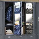 School Locker Organization