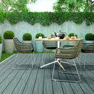 Outdoor-Bodenbeläge aus Holz und WPC