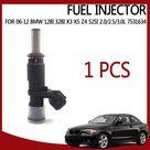 Generico 1 piezas inyectores de combustible para 06 12 BMW 128i 328i