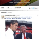 A father figure and the best boss ever: Beckham leads tributes to retiring Ferguson