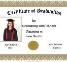 FREE Graduation Certificate Templates | Customize Online