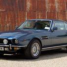 1986 ASTON MARTIN V8 SERIES 5   Sold at The Classic Motor Hub