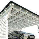 Solarcarport ☀️ durch die Sonne finanziert. Testsieger ➽ TOP Preise
