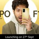 Oppo F19s to Launch on September 27, Reno 6 Pro Diwali Edition Coming Soon