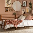 Cozy, Boho Daybed Bedroom