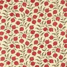Sanderson Anaar Fabric - Madder