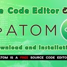 Atom Download and Installation