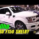 2019 Ford F150 Shelby 750hp - Exterior Walkaround - 2018 Paris Motor Show