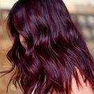 5 Black Cherry Hair Color Formulas
