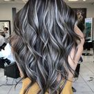 60 Shades of Grey: Silver and White Highlights for Eternal Youth
