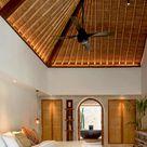 Earthy Minimal interior