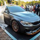 Monterey 2015 BMW Concept M4 GTS and 3.0 CSL Hommage R   GTspirit