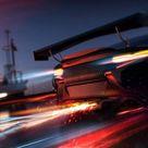 Nitro boost high speed sports car