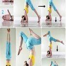 How to master forearm yoga pose?