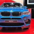2016 BMW X6 M Winks at the Mercedes AMG GLE63 S Coupe in Detroit [Live Photos]