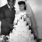 Marriage of Jackie and Rachel Robinson and 1940s wedding fashion