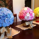 Cupcake Flower Bouquets