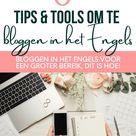 8 tips en tools om te bloggen in het Engels voor een groter bereik